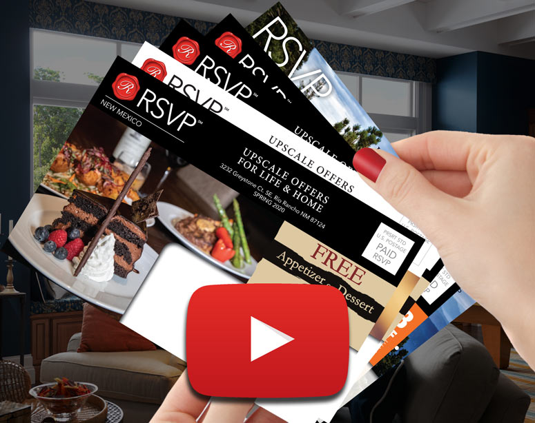 upscale direct mail